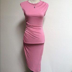 Dresses & Skirts - NWT Dustry Rose Asymmetrical Hem Dress